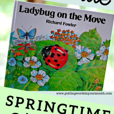 A Springtime Favorite Book of Mine