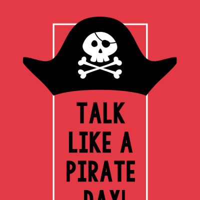 Speech & Language Ideas for Talk Like a Pirate Day!!
