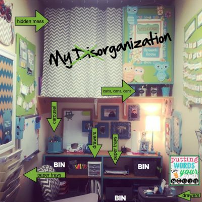 My Favorite Organization Tips
