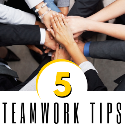 5 Teamwork Tips for SLPs