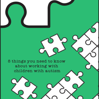 #3 in a Series: 8 Things You Need to Know When Working with a Student Who has Autism { #3 }