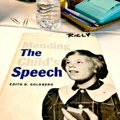 Throwback: SLPs circa 1964 in honor of Better Speech and Hearing Month