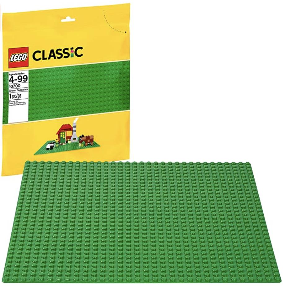 Lego base plate!
